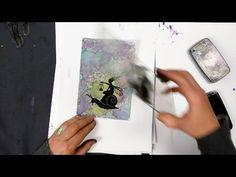 Magic Tutorial, Lavinia Stamps, Water Crafts, Creative Art, Enchanted, Diys, The Creator, Dreams, Youtube