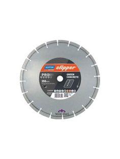 Disc diamantat Norton Clipper Pro Green Concrete 300x25,4