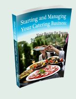 How To Start A HomeBased Catering Business  Business Catering