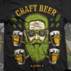 standard behance brewer craft beerd looks Bebidas Jack Daniels, Craft Bier, Beer Shop, Beer Quotes, Beer Poster, Beer Brewery, Beer Label, Pin Up, Posters