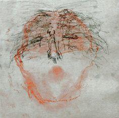 ŠIMOTOVÁ Adriena  (1926-2014):  Portrét. New Pins, New Art, Artist, Artwork, Painting, Work Of Art, Auguste Rodin Artwork, Artists, Painting Art