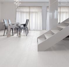 Rovere Select Europeo Bianco - Spazzolato