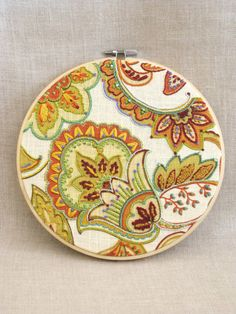 Hoop Art Embroidery , Hand Embroidery , Flower , Floral , Wall Decor , Wedding , Embroidered Flowers , Flowers , Floral , Handmade , Bouquet