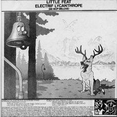 Takrl Little Feat Electrif Lycanthrope Be Bop Deluxe