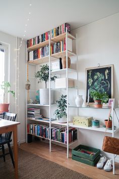 Shelf from Betonggruvan, Flora Wiström, @florawis, flora.metromode.se