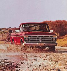 Ford my first truck Classic Ford Trucks, Old Ford Trucks, Old Pickup Trucks, Farm Trucks, Lifted Trucks, Classic Cars, Ford Girl, Future Trucks, Old Fords
