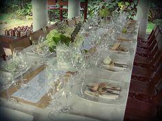 centros de mesa, matrimonio, almuerzo, flores naturales