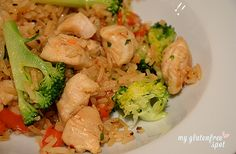 Easy Fried Rice - Gluten-Free Recipe