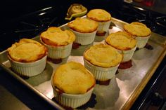 """Point-less"" Meals: Pizza Pot Pies"