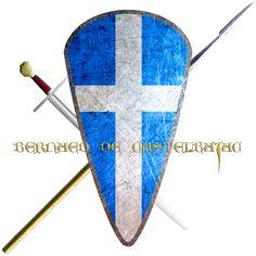 Bernard de Castelbajac. Bernard of Castelbajat took the Cross in 1190 to join the tihrd crusade, borrowing forty silver marcs from a merchant of Pisa.