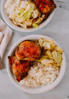 Oven-Baked Five Spice Chicken (Just 9 Ingredients!) recipe by The Woks of Life Five Spice Chicken, Chicken Spices, Chicken Marinades, Baked Chicken, Chicken Recipes, Asian Chicken, Chicken Adobo, Healthy Chicken, Chow Mein