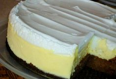 Cheesecake, Kolaci I Torte, How Sweet Eats, Something Sweet, Sweet Recipes, Sweet Tooth, Deserts, Good Food, Food And Drink