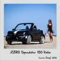 Tazzari Zero Speedster 150 Italia - Cervia (Italy) 2012 WWW.TAZZARI-ZERO.COM #TAZZARI #ZERO #EM1 #TAZZARIEV #ELECTRICCAR #ZEROEMISSION #DESIGN #LUXURY #ELEKTROAUTO #COCHEELECTRICO #VOITUREELECTRIQUE #CARROELETRICO #ELEKTRISCHEAUTO #ELEKTRIKLIARABA #ZZ #IMOLA #MADEINITALY
