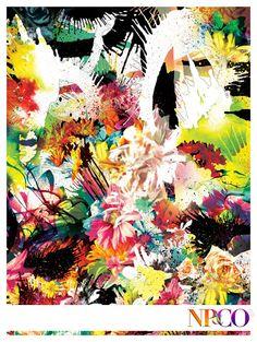 buy art to help Haiti Type Posters, Art Blog, Rainbow Colors, Amazing Art, In This World, Buy Art, Illustrators, Iphone Wallpaper, Digital Art