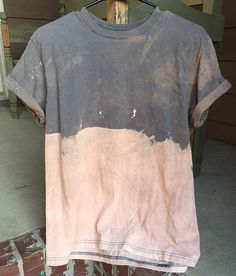 Bleached+Tee+by+SummertimeSavage+on+Etsy
