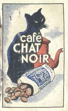 #café #coffee #vintagead