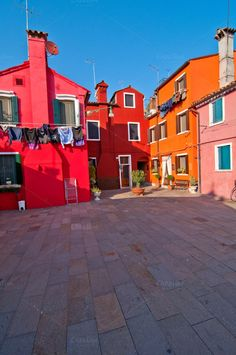 Venice  Burano 069.jpg by keko64 on Creative Market