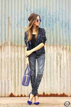 Look du jour: Mr Brightside    por Flávia Linden | Fashion coolture       - http://modatrade.com.br/look-du-jour-mr-brightside