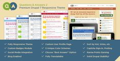 Awesome theme: Drupal 7 Responsive Question & Answers (Q&A) Theme | Themesnap.com
