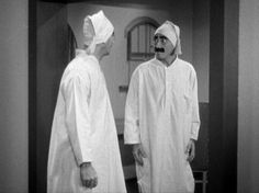 Duck Soup. Marx Brothers classic. Search youtube for the mirror scene from Duck Soup and show it to your kids today. You'll love it. :) Google Image Result for http://3.bp.blogspot.com/_jSFWwOjqiLw/TNxysKgjPnI/AAAAAAAABRc/zacdzk-Jqf8/s1600/ducksoup1.jpg