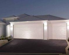 Settler - Surfmist Sectional Garage Doors, Outdoor Decor, Design, Home Decor, Decoration Home, Room Decor, Interior Decorating