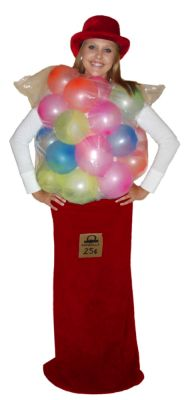 Homemade Halloween Costume Ideas - simple and no sewing required!