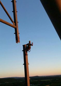 Ironworker connecting