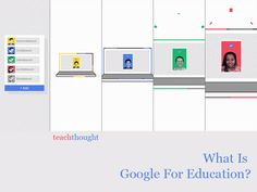 what-is-google-for-education