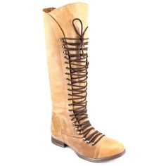 Steve Madden Perrin Womens Size 8 Tan Leather