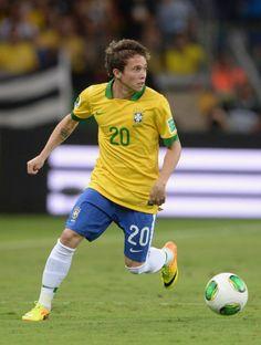 2014 FIFA World Cup Brazil Live: Bernard Anício Caldeira Duarte