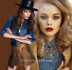 What to Wear a Denim Shirt With