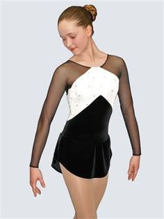 Revella Skatewear - Child Competition Ice Skating Dresses