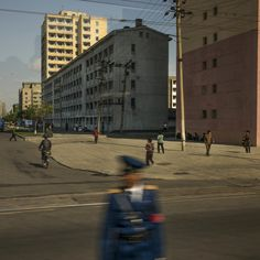 A photographer parts the curtains on one of the world's least-known places and brings back pictures of a country that is defined for many by mystery and war.