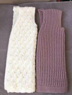9 Tips For Knitting By Zazok - Diy Crafts - bobcik Diy Crafts Knitting, Diy Crafts Crochet, Sweater Knitting Patterns, Baby Knitting, Crochet Baby Cocoon Pattern, Knit Vest Pattern, Winter Baby Clothes, Rainbow Crochet, Booties Crochet