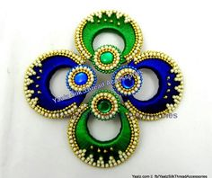 To order pls what's app on 9492991857 Silk Thread Earrings Designs, Silk Thread Jhumkas, Silk Thread Bangles Design, Silk Thread Necklace, Beaded Necklace Patterns, Thread Jewellery, Paper Jewelry, Jewelry Patterns, Jewelry Crafts
