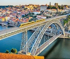There's plenty to do and see in Portugal, however, some destinations and sights just cannot be missed. Here are some of the top-rated tourist attractions and best destinations in Portugal. Spain And Portugal, Portugal Travel, Portugal Trip, Algarve, Cool Places To Visit, Places To Go, Bus Und Bahn, Short Trip, Vacation Places