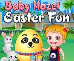 Малышка Хейзел Пасхальные Забавы, http://www.babyhazelworld.com/game/malyshka-hjejzjel-pashalnyje-zabavy. Приготовь много всего интересного к празднованию Пасхи, а именно: традиционные разрисованные яйца и Пасхального Кролика
