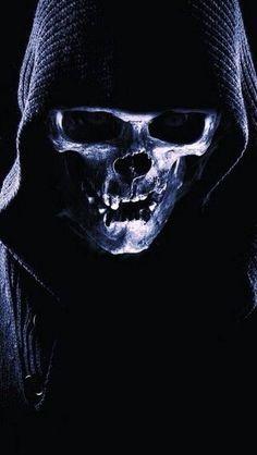 All About Art Tattoo Studio Rangiora. Quality work by Professional Artist. Grim Reaper Art, Don't Fear The Reaper, Dark Fantasy Art, Dark Art, Skull Reference, Totenkopf Tattoos, Reaper Tattoo, Skull Pictures, Skull Artwork