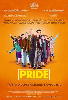 Ecco il poster del film PRIDE http://www.queertv.it/home/al-cinema-pride-strano-sodalizio-tra-gay-e-minatori-nellera-tatcher/