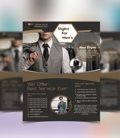 "Check out this @Behance project: ""Sample Fashion Flyer"" https://www.behance.net/gallery/32810155/Sample-Fashion-Flyer or http://itcroc.com/graphic-design-portfolio/"