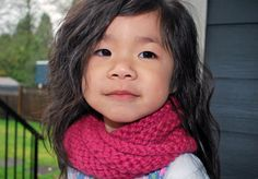 Free Knitting Pattern for Mobius Cowl