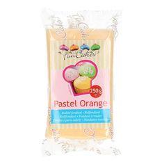 FunCakes Rollfondant Pastel Orange - Pastellorange, 250g Pastell Party, Cupcakes, Snack Recipes, Snacks, Sparkling Ice, Orange, Amazing Cakes, Fondant, Chips