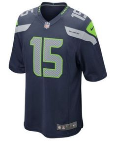 Nike Boys' Jermaine Kearse Seattle Seahawks Game Jersey - Blue XL