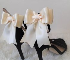 baby girl hair accessories bow clips small white red navy soft pine black