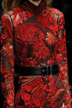 Roberto Cavalli Fall 2015 rtw - Milan Fashion Week
