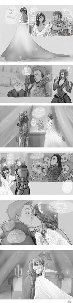 Alistair'Wedding by AlexielApril.deviantart.com on @DeviantArt