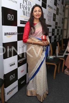 Celebs clicked at the Amazon India Fashion Week (AIFW) in Delhi | PINKVILLA