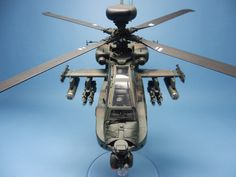 Boeing AH-64 Apache 1/48 Scale Model