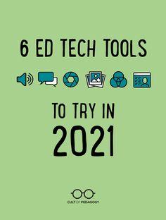 Teaching Technology, Technology Tools, Educational Technology, Teaching Strategies, Teaching Resources, Primary Resources, Teaching Tools, Cult Of Pedagogy, Teaching Secondary