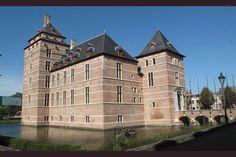Castle in Turnhout, Belgium